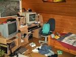 untidy