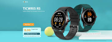 <b>TICWRIS RS</b> Smartwatch Global Launch with Best Price, Buy Now!