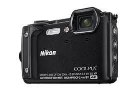 Компактный <b>фотоаппарат Nikon Coolpix W300</b>, черный купить за ...