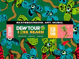 DAY 4: <b>2019</b> Dew Tour Long <b>Beach Women's</b> Street + Park Final ...