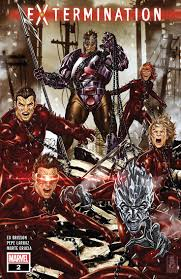<b>Extermination</b> (2018) #<b>2</b> (of 5) (With images) | Marvel comics, Marvel ...