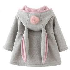 Amazon.com: Urtrend <b>Baby</b> Girl's Toddler Kids Fall <b>Winter Coat</b> ...