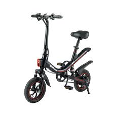 NIUBILITY B12 Electric Bicycle Bike Pedal Assist Mode 25-30KM ...