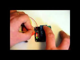<b>2</b>-<b>Channel 5V Relay</b> Module for Arduino / Raspberry Pi - YouTube