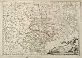 Карта <b>Пермского</b> и Уфимского наместничеств, 1794 г ...