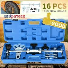 Other Automotive Hand Tools <b>16PCS</b> AXLE <b>SLIDE HAMMER</b> DENT ...