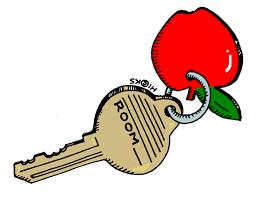 Animated Key Cliparts