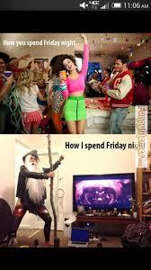 FunnyMemes.com • Funny memes - [Friday night] via Relatably.com
