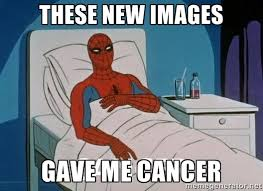 Cancer Spiderman | Meme Generator via Relatably.com
