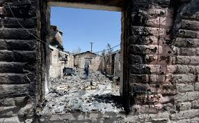 Image result for photos of burnt home in california august 2016