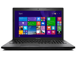 Test <b>Lenovo G510</b> Notebook - Notebookcheck.com Tests