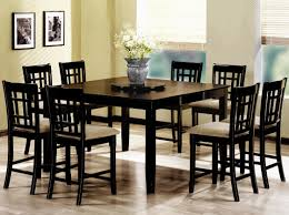 Tall Dining Room Sets Finish Counter Height Dining Room Set Counter Height Dining Sets