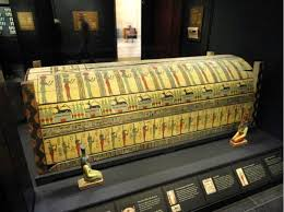 point furniture egypt x: the ancient egyptian outer coffin of meret it es