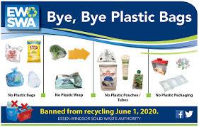 <b>Plastic Bag Ban</b> – NEW
