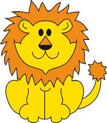 Image result for clip art lions