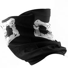 Hitaocity Motorcycle Skull <b>Mask</b> / Wear Headgear Neck <b>Warmer</b> ...
