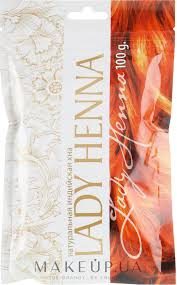 <b>Lady Henna</b> - <b>Натуральная</b> индийская хна: купить по лучшей ...