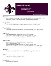 interior designer resume cipanewsletter cover letter resume samples for interior designers curriculum