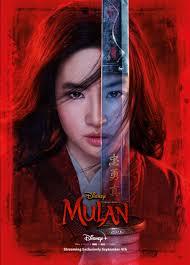 Mulan (<b>2020</b> film) - Wikipedia