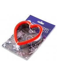 GIPFEL <b>Форма для нарезания</b> теста для печенья в форме сердца ...