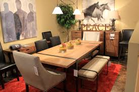 Picnic Table Dining Room 1000 Images About Dining Room Table On Pinterest Picnic Style