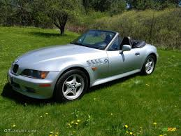 1996 z3 19 roadster arctic silver metallic black photo 1 black interior 1996 bmw z3