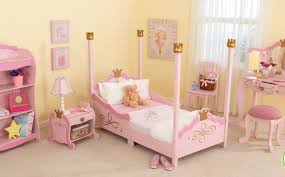 minimalis beige little girl bedroom with pink bedroom furniture and pink wooden bed with canopy and pink nightstand for little girl bedroom little girls beige bedroom furniture