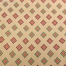 <b>Бумага упаковочная</b> крафт Ромбики 0,7 х <b>10 м</b> (1237364) - Купить ...