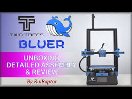 <b>TwoTrees BLUER</b> - Unboxing, Assembly & Review - YouTube