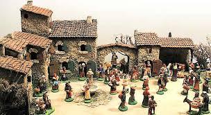 """Résultat de recherche d'images pour """"santons de provence village"""""""