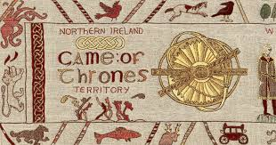 Northern Ireland <b>Game of Thrones</b>® Tapestry | Ireland.com