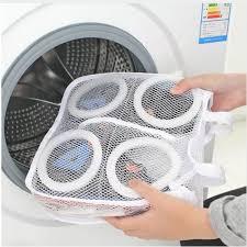 Fashion <b>Storage Organizer Bags</b> Mesh <b>Laundry Shoes Bags</b> Dry ...