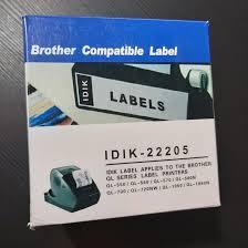 Brother DK22205 картридж для принтера этикеток – купить в ...