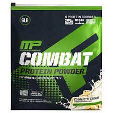 MusclePharm <b>Combat Protein Powder</b>, 6-pounds