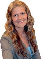 Marie Lehmann, 41, sportreporter på SVT. - marie210