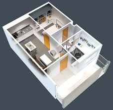 Modern One Bedroom Apartment Design 50 One 1 Bedroom Apartment House Plans Architecture Design