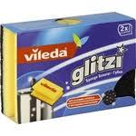 Купить <b>Губка VILEDA Glitzi</b> (Глитци) для посуды Глитци 2 шт ...