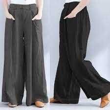 Женские летние <b>брюки</b> больших размеров 2019 г. ZANZEA ...