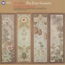 <b>Vivaldi</b>: The Four Seasons by <b>Itzhak Perlman</b> | CD | Barnes & Noble®