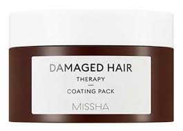 Missha Damaged Hair Therapy <b>Восстанавливающая маска для</b> ...