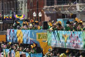mardi gras parade schedule wgno related stories