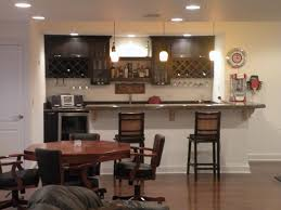 spice up your basement bar 17 ideas for a beautiful bar space basement lighting layout