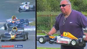 FORMULA 1 <b>Grand Prix</b> F1 RACING -RC <b>Large</b> 1:5 SCALE Gas ...