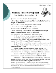 bad proposal example science project proposal science project proposal example business letter sample images