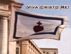 Image result for photos of militia christi Cristo re