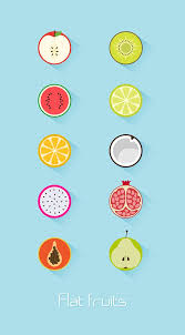 illustrations nice flat illustration orange illustration fruit coconut illustration flat design icons icons flat icons shared kong yunlei flat basic icons flat icons 1000