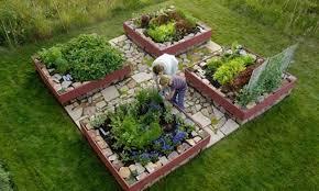 Small Picture 50 best Free Vegetable Garden Designs Planning a Garden