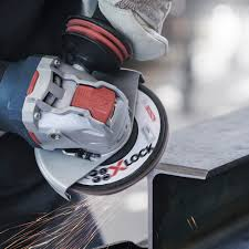 <b>Круг лепестковый BOSCH</b> X-LOCK <b>торцевой</b> прямой 125 мм G60