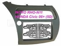 «<b>Переходная рамка</b> Honda Civic 06 (H/B 5D) <b>Incar</b> RHO-N11 ...