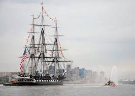 photo essay onboard america s oldest warship usni news uss constitution passes by downtown boston during the ship s independence day underway us navy photo